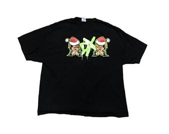 WWE Merry DX-Mas Shirt Size (3XL)