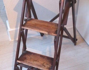 Vintage Step Ladder, SOLD