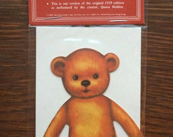 QueenHolden's Lil' Baby Bear Cut-Out Costume Set - 8 Pieces