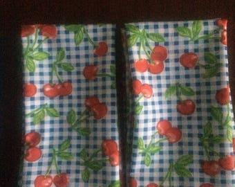 Cherry Napkin set of (4)