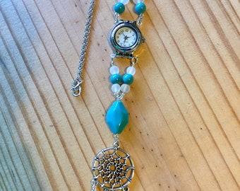 Necklace Dreamcatcher Watch