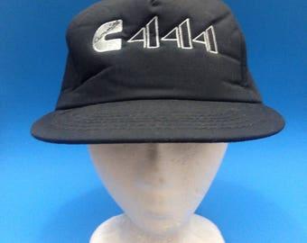 Vintage Cummins Trucker SnapBack Hat Adjustable 1980s Truckering