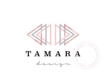 Premade Logo Design, Luxury Design, Fashion Logo, Branding, Fashion Logo, Luxury Logo, Business Logo, Fashion Blogger Logo  JRAZ_008