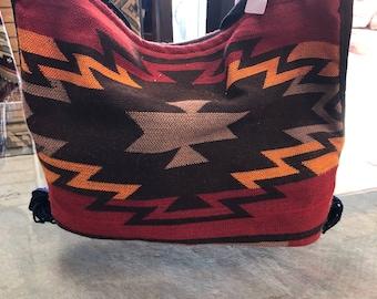 Beautiful southwestern design purse