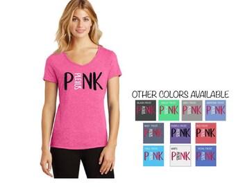 Pink Plexus V-Neck, Plexus shirt, Plexus T-shirt, Plexus Swag, Pink Plexus V-Neck, Plexus V-Neck, Plexus Swag, Plexus