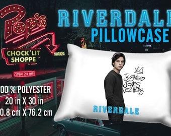 Riverdale Jughead  Jones Cole Sprouse Pillowcase