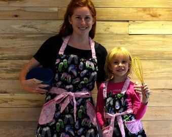Cooking Apron- Mommy and me