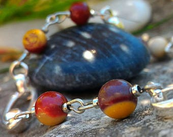 Moukaite bracelet, helps to changes in our lives.
