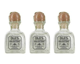 Personalized Tequila Labels (Wedding Gift)