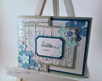 Shabby Chic Welcome Baby