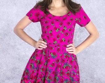 Pink Polish Highlander Dress