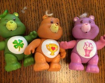 1983 Care bear figures