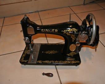 Singer  128K Vintage Sewing Machine(1923)