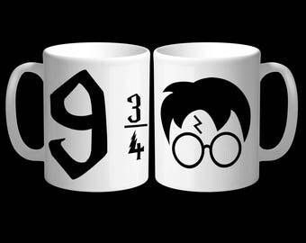 11oz Harry Potter 9 3/4 Mug