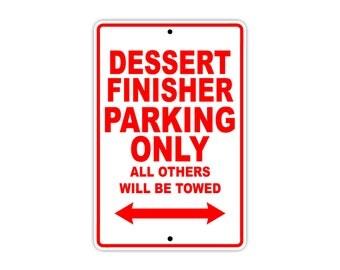 Dessert Finisher