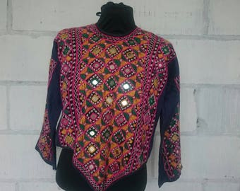 Authentic Indian gypsy top.