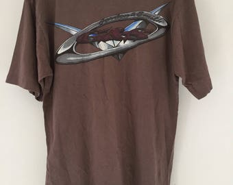 90s Gordon and Smith Surf Shirt Medium