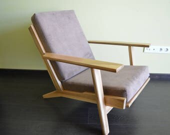 Lounge Chair a la  Danish furniture 60-s.