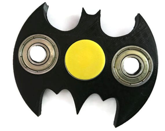 Batman spinner fidget toy  busy hands
