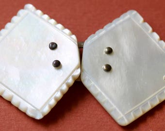 Mother of Pearl Clasp