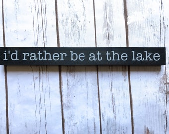 Life is better at the lake, wooden sign, beach decor, life is better, beach house, beach decor, lake house decor, tiki bar sign, beach lover