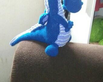 Nap time Dragon