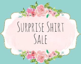 Surprise Shirt Sale - Girl or Boy