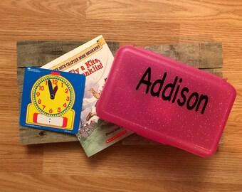 Custom Pencil Cases