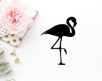 Flamingo Svg - Flamingo Png - Flamingo Dxf - Flamingo Cut File