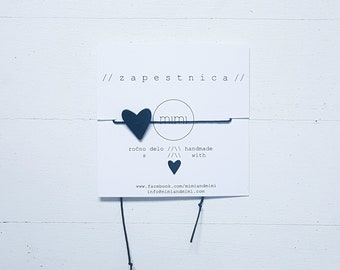 mini bracelet HEART