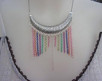 """Necklace """"Rainbow"""""""