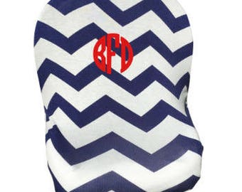 Infant Car Seat Cover/Monogrammed Baby Car Seat Canopy/Carseat Cover/Car Seat Canopy/Breastfeeding Cover/Nursing Cover/Baby Shower Gift