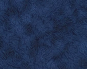 Robert Kaufman - Courtyard Textures - Midnight - 100% Cotton - 14 Yards Available