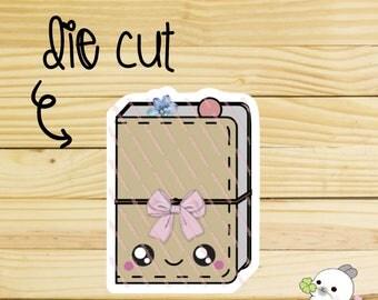 Traveler's Notebook /  TN / Kawaii TN /  Die Cut/ Die Cuts