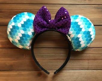 Little Mermaid Ears