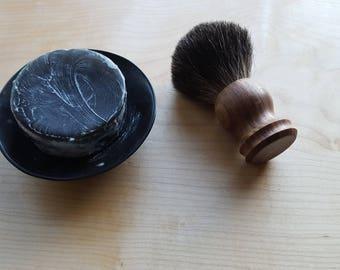 Pau Ferro, Badger shaving brush