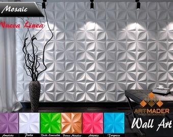 Wall Panel 3D  PVC  12 PCS