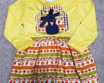 4T Fall Dress