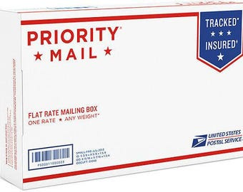 Shipping Add On - US Shipping - Rush My Order Please - Rush Delivery - Additional Shipping - Rush My Order - Priority Mail