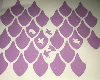 Unicorns Nail Vinyls