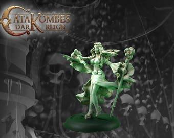 Figurine héros : Esterella la magicienne