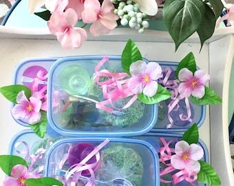 Party Favors Fairy Garden Mini Sensory Bin