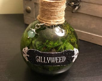 Gillyweed potion - Harry Potter inspired