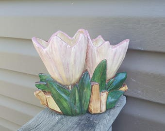 McCoy Tulip Vase