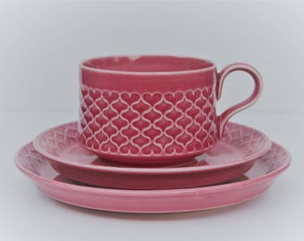 RESERVED! Pink Cordial Palet trio - the cutest thing.