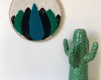 """Embroidery """"PEACOCK"""""""