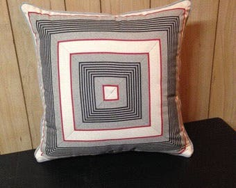 Cut and Sewn Toss Pillow Water Resistant