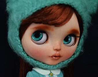 RESERVED,2nd payment,Emily,OOAK custom blythe doll with open mouth.Layaway available)