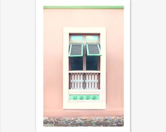 Urban Art, Fashion Print, Modern Art, Photography Prints, Building Prints, Pink Prints, Girls Room Decor, Bedroom Decor, Fashion Poster
