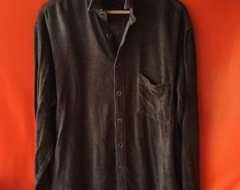 Kansai yamamoto long sleeve (velvet brown)